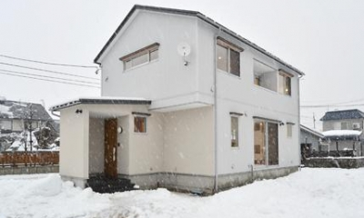米沢・徳町の家