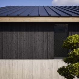 岡崎の家 (外観)