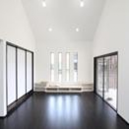 木造注文住宅 開放感あふれる家 (開放的な空間)