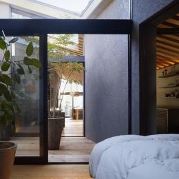 岡崎の家 (ベッドルーム)