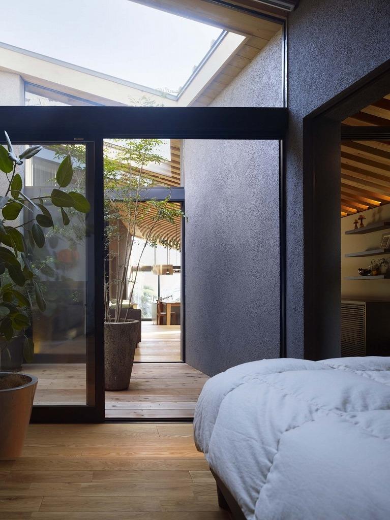 岡崎の家の部屋 ベッドルーム