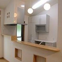 木造注文住宅 箱の家