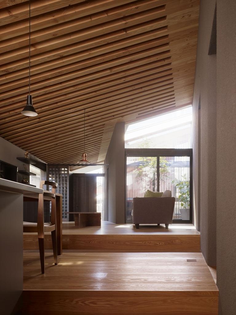 建築家:森清敏/川村奈津子「岡崎の家」