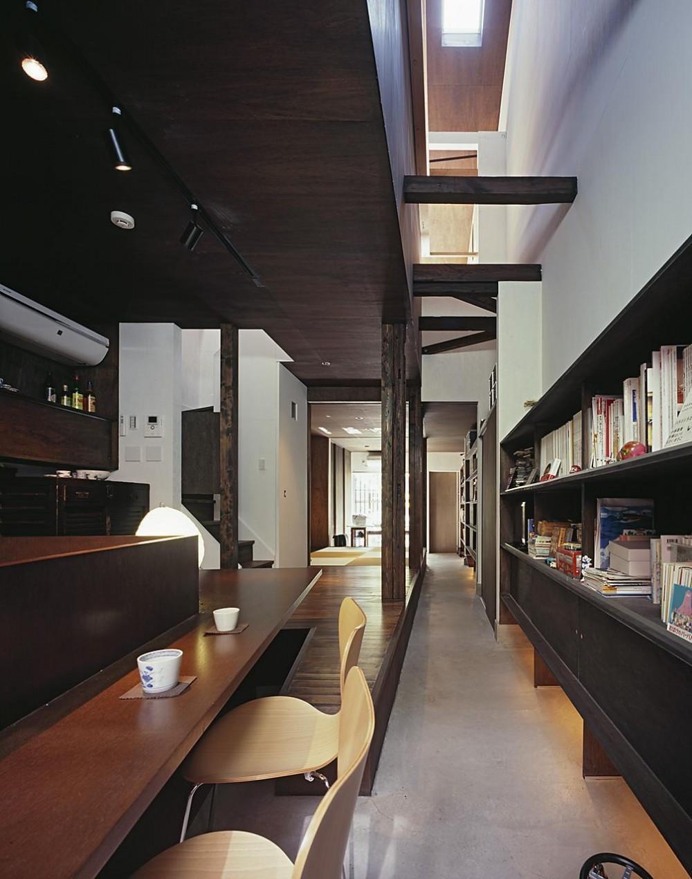 建築家:向井一規「『再生M』~通り土間のある町屋のリノベーション~(古民家再生)」
