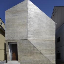 白金の家 (外観)