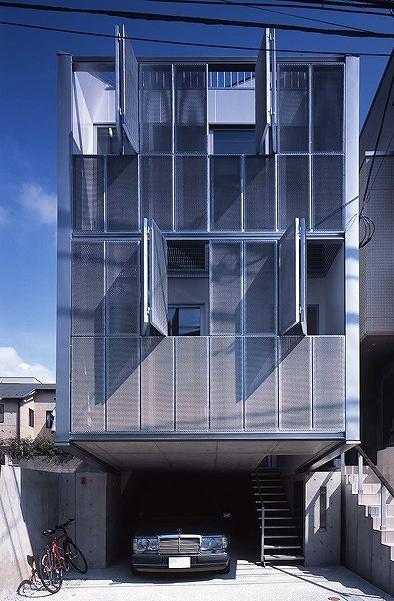 建築家:森清敏/川村奈津子「鉄の家」