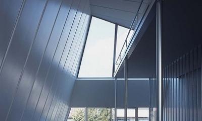 鉄の家 (居室)