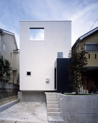 鷺沼の家 (外観)