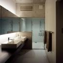 鷺沼の家の写真 バスルーム