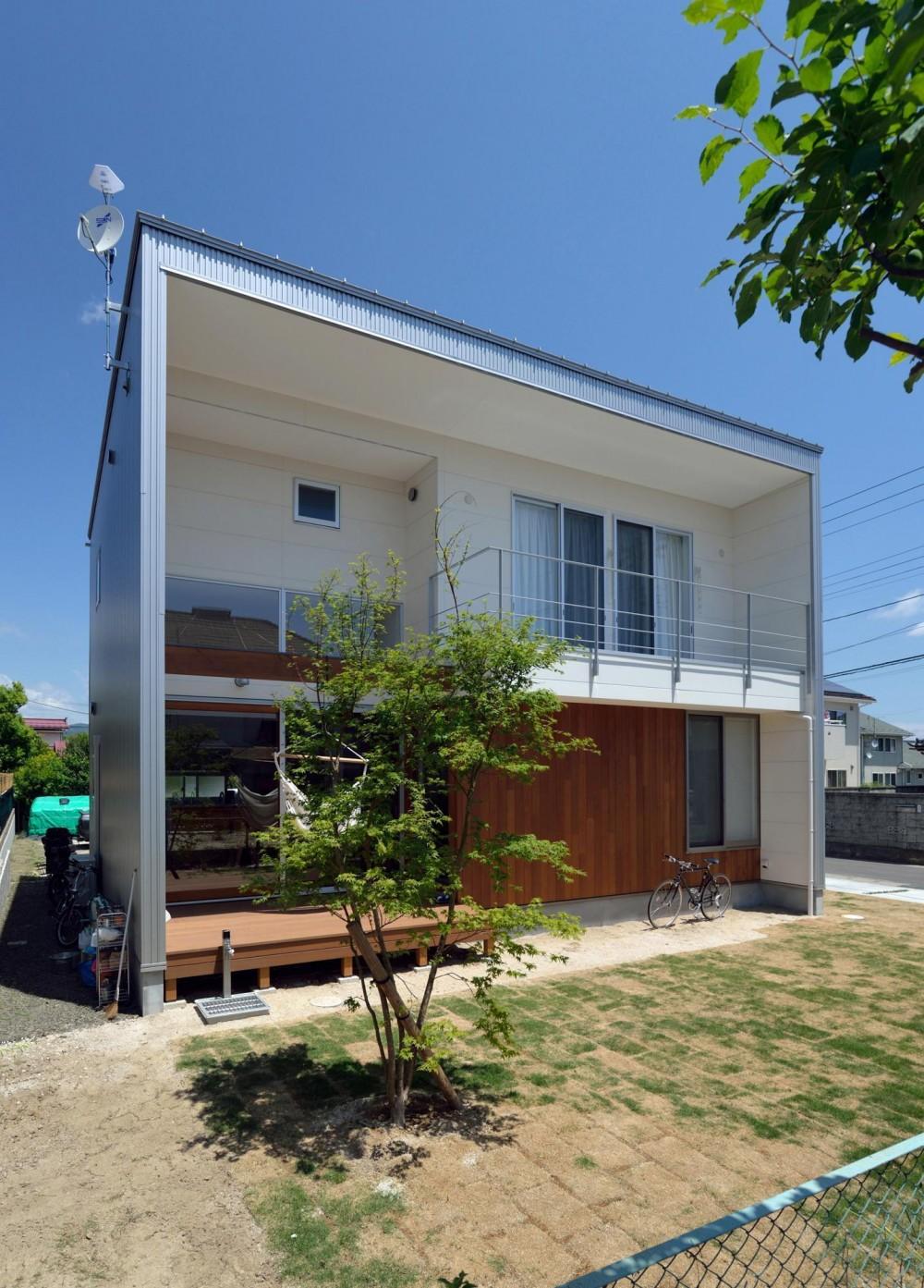 桜水の家 (外観)