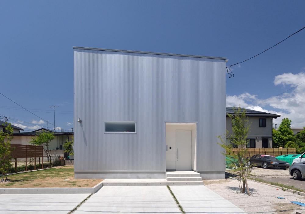 外観 (桜水の家)