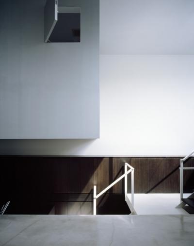 居室 (鷺沼の家)