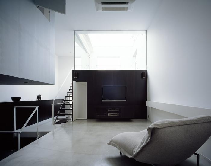 建築家:森清敏/川村奈津子「鷺沼の家」