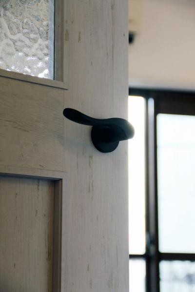"""廊下・建具 (一人暮らしを楽しみながらリノベーションで形づくる""""ジブン""""らしさ)"""