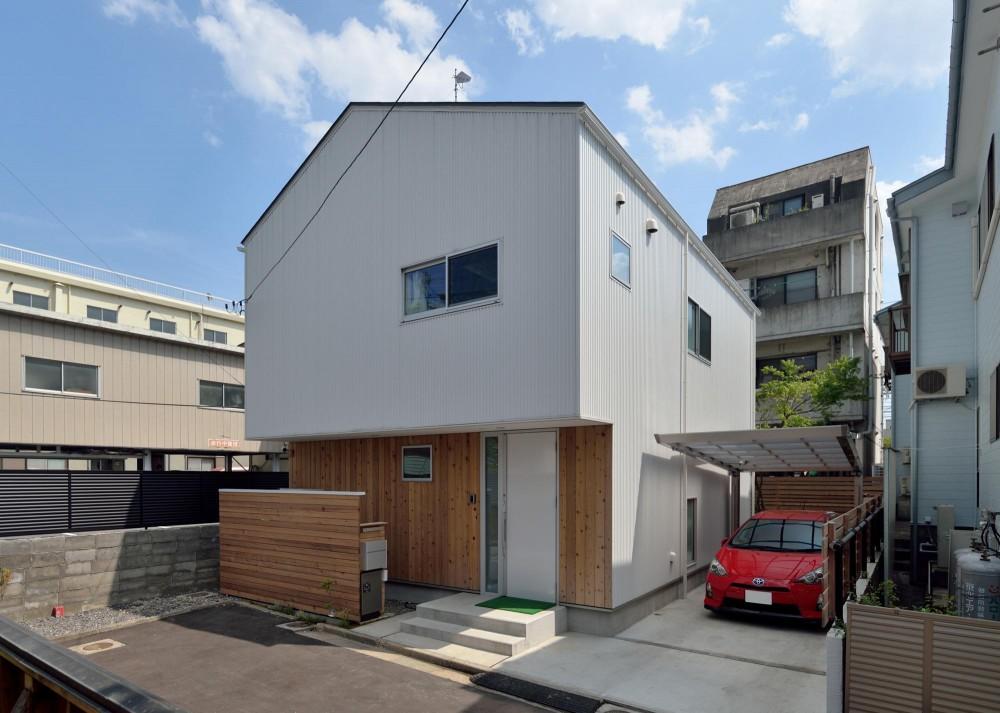 五橋の家 (外観)