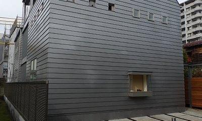 木造3階の家