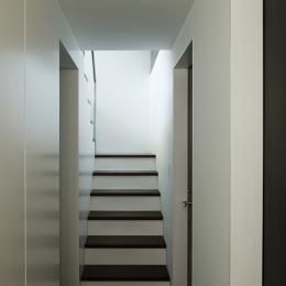 ふじみ野の家 (階段)