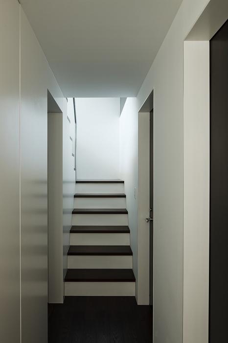 ふじみ野の家の部屋 階段