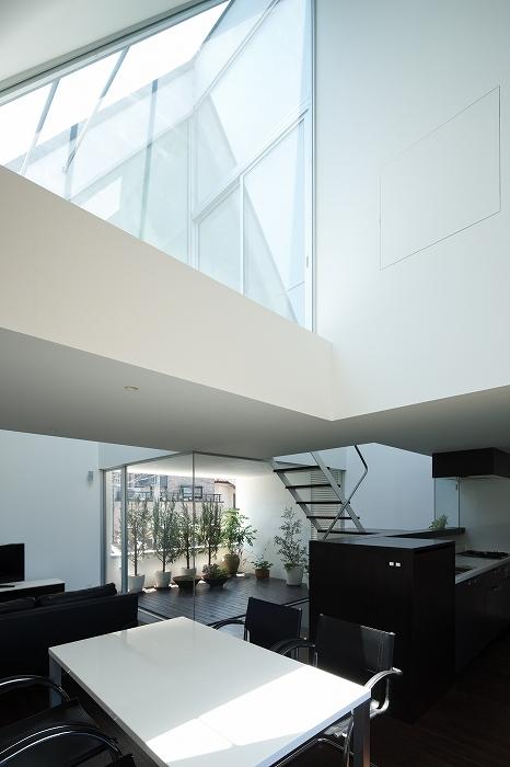 建築家:森清敏/川村奈津子「ふじみ野の家」