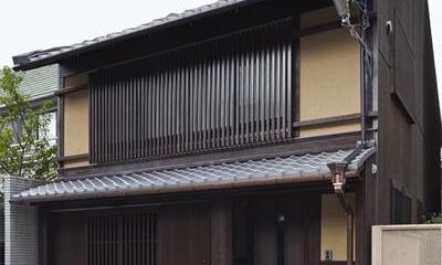 中京の家#京町家大規模リノベーション