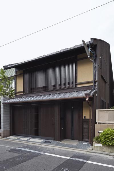 中京の家 (京町家大規模リフォーム)
