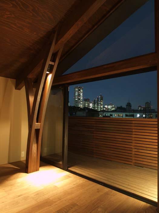 代々木上原の家の部屋 居室