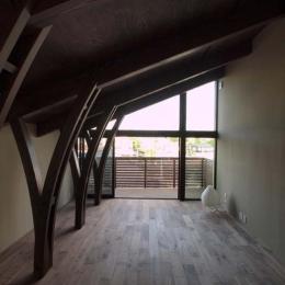 代々木上原の家 (居室)