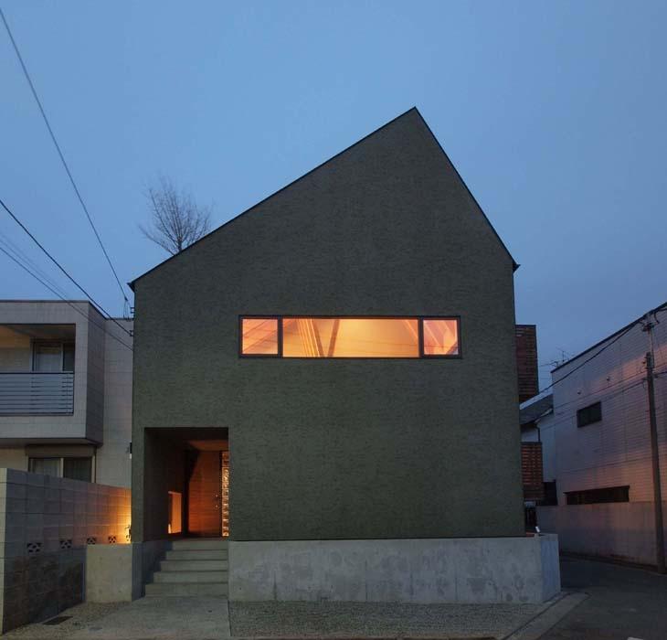 建築家:森清敏/川村奈津子「深沢の家」