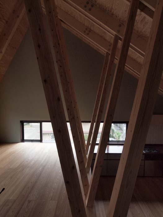 深沢の家の部屋 居室