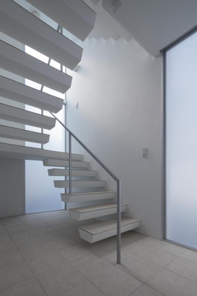 S様邸 (階段)