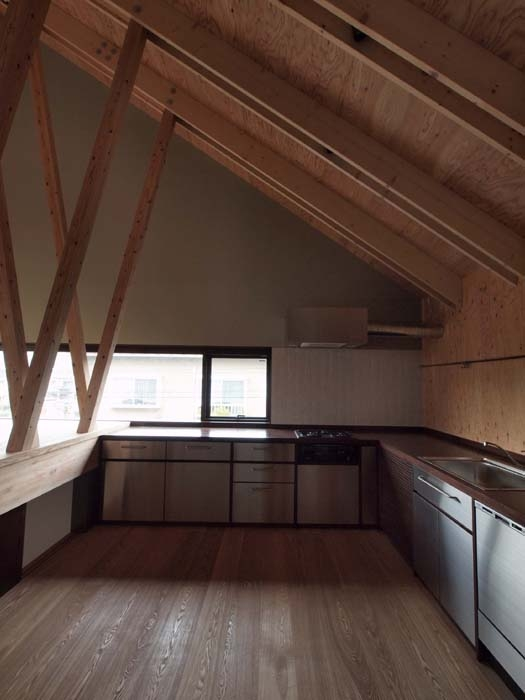 深沢の家の部屋 キッチン