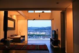 眺望を最大限に楽しむ家