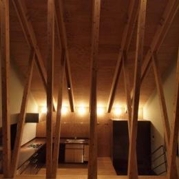 深沢の家 (居室)