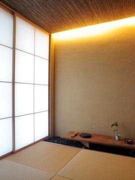 眺望を最大限に楽しむ家の写真 落ち着いた雰囲気の和室