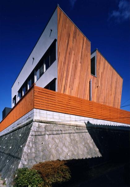 建築家:森清敏/川村奈津子「各務原の家」