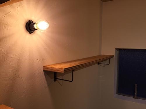 リノベーション・リフォーム会社:吉村建築設計「コンクリート現し天井と珪藻土壁のある家」