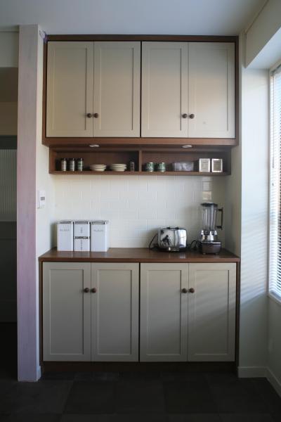 食器収納 (O邸)