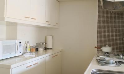 T邸 (キッチン収納スペース)