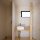 ティー設計室の住宅事例「柔らかな温かな家」