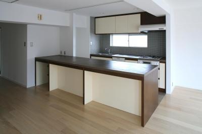 N邸 (キッチン)