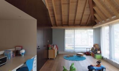 玉川上水の家 (子供室)
