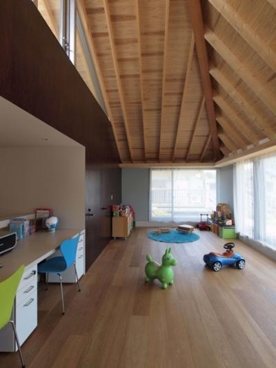子供室 (玉川上水の家)