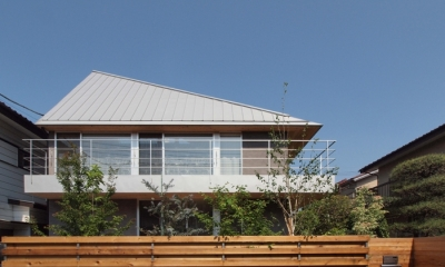 玉川上水の家