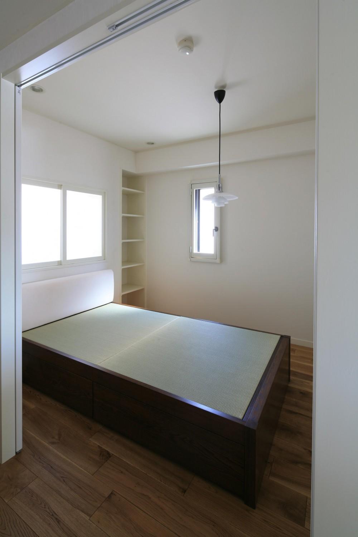 K邸 (畳ベッド)