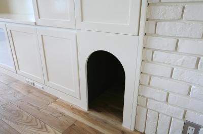K邸 (愛犬のベッドルーム)
