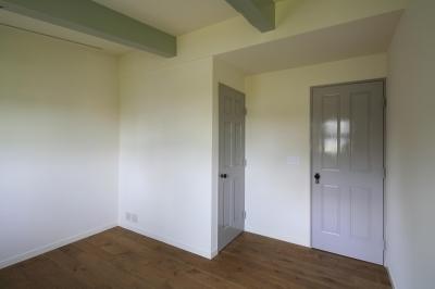 寝室ドア (M邸)