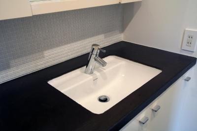 洗面水栓 (S邸)
