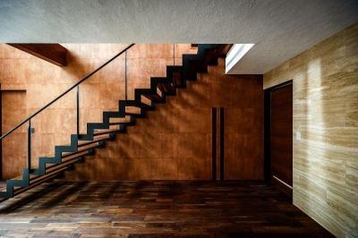 階段室 (HA-KU-A  高石)