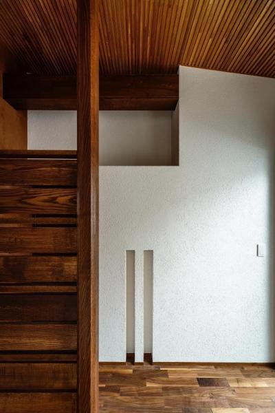HA-KU-A  高石 (階段室)