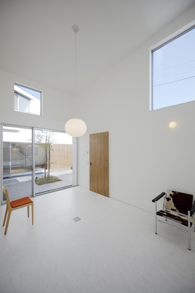 house and atelier PTL (書斎)